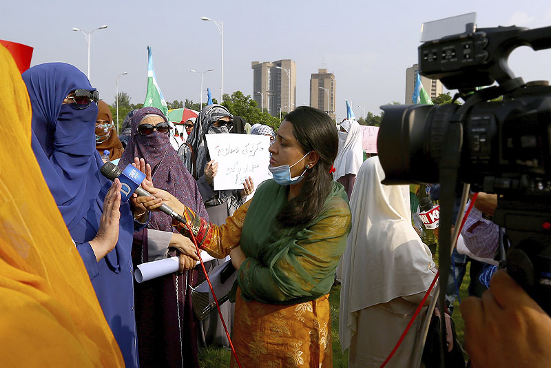 Toothless and Terrified: The State of Pakistan's Media