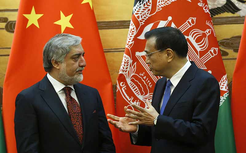 Did China Build a Spy Network in Kabul?