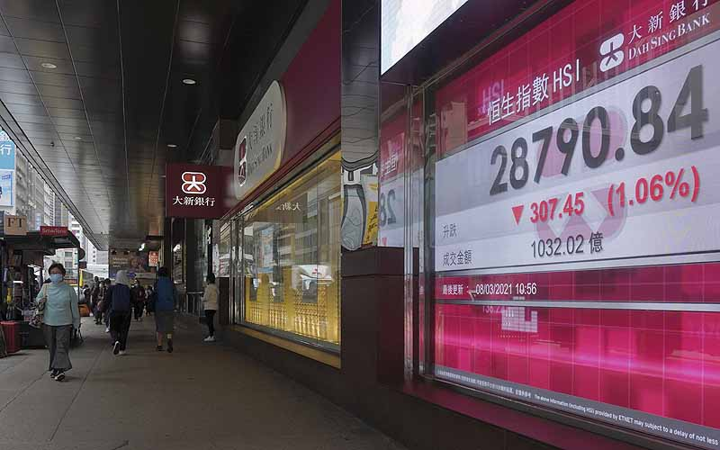 The Litmus Test for Hong Kong's Financial Future