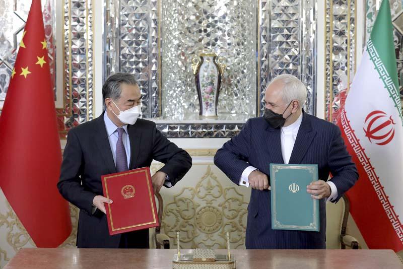 China-Iran Relations: The Myth of Massive Investment
