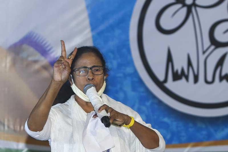West Bengal Elections: Mamata Banerjee Pushes Modi's BJP Back