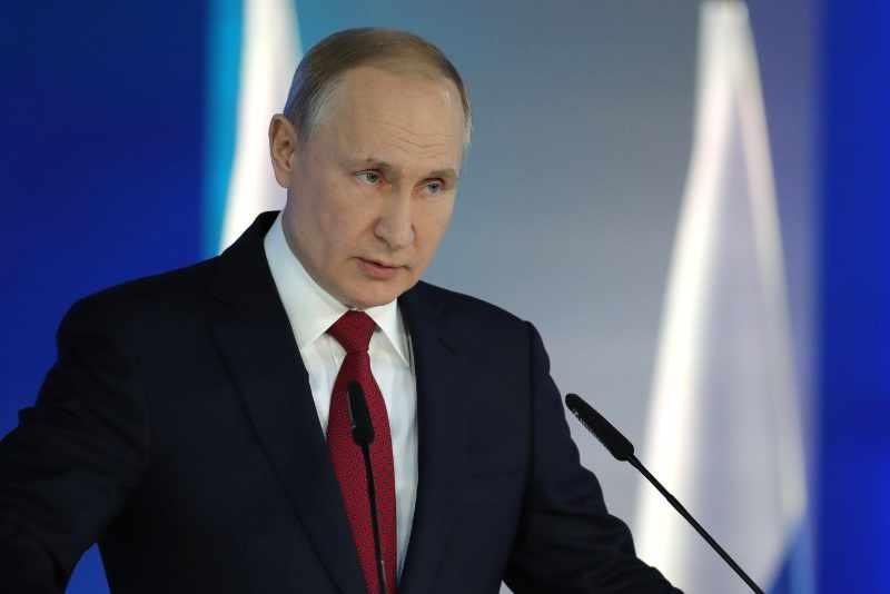 What Russia's National Security Strategy Has to Say About Asia