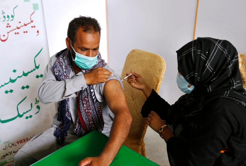 Pakistan's Fake Vaccine Certificates