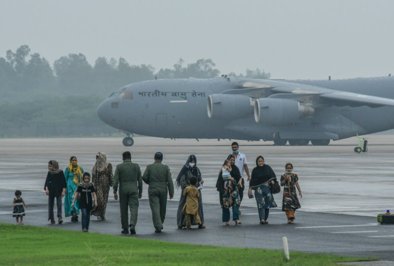 The Indians Still Stranded in Afghanistan
