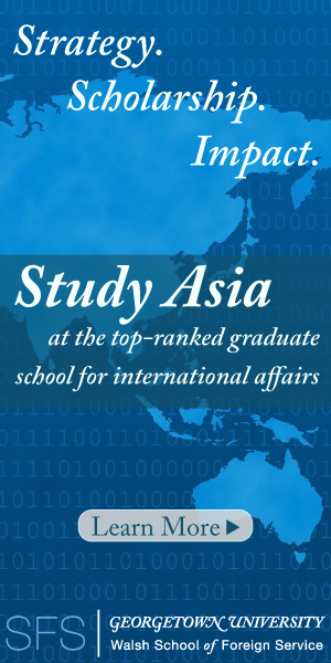 Master's Program - Asian Studies