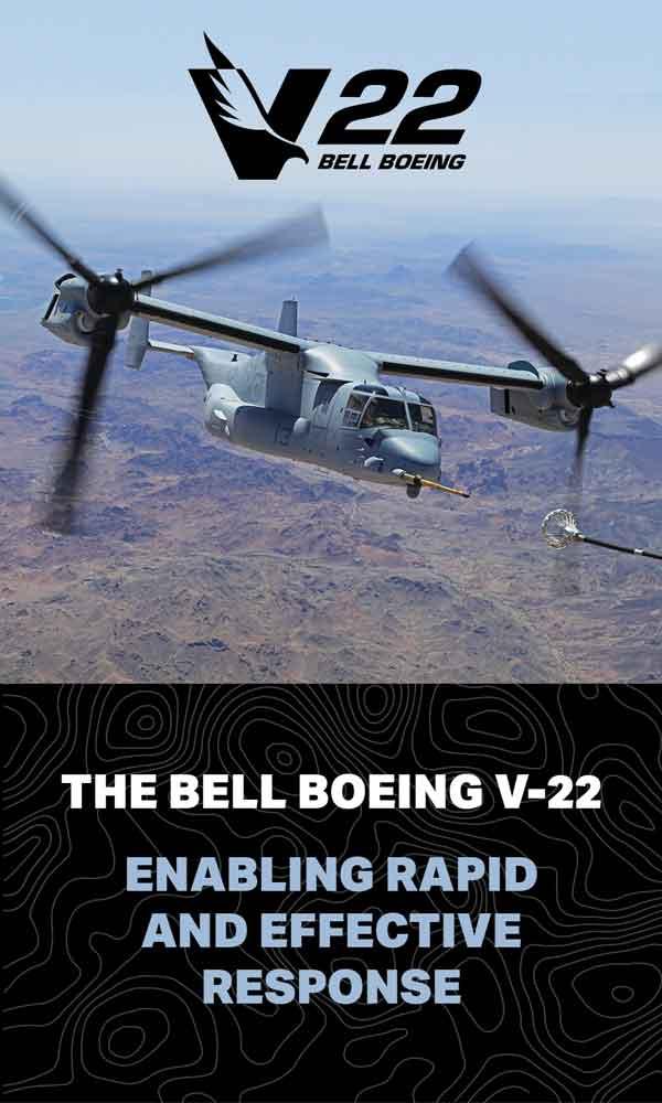 The Bell Boeing V-22