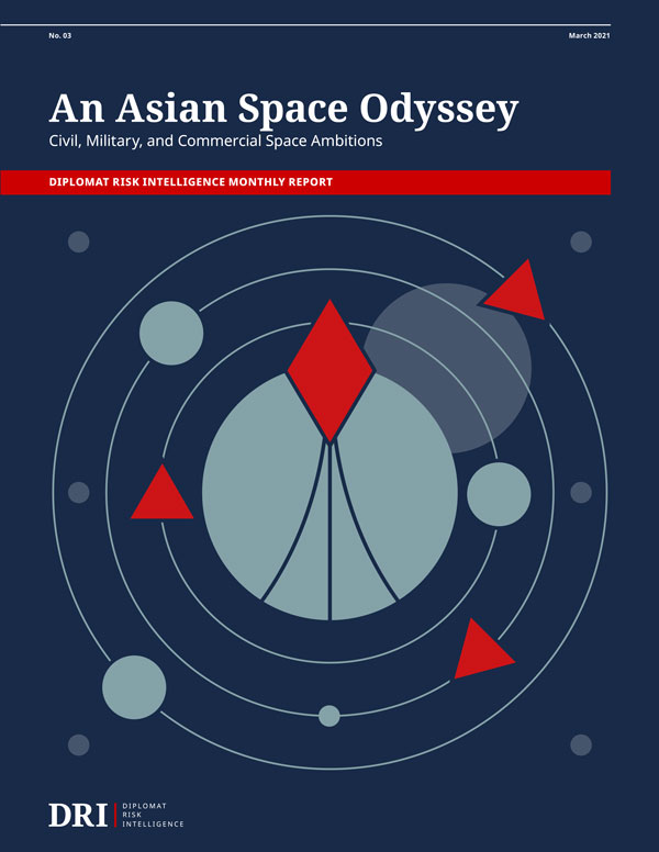 An Asian Space Odyssey: Civil, Military, and Commercial Space Ambitions