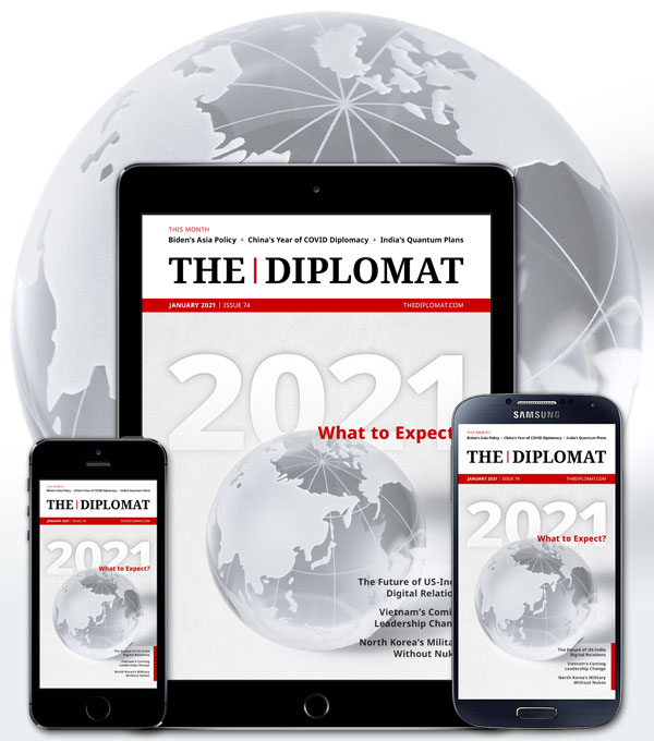 The Asia-Pacific in 2021: What to Expect