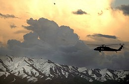 Last Shot in Afghanistan