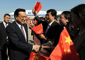 China Enters the 'Great Game'