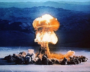 Athletes New Atomic Bombs