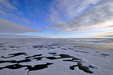 China's Arctic Play
