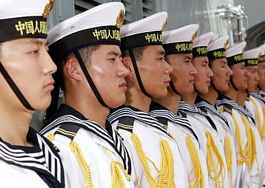 China Set for Naval Hegemony