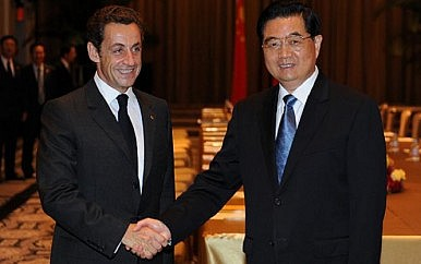 France-China Ties on Mend