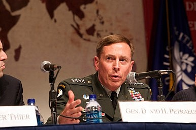 Petraeus Backs India
