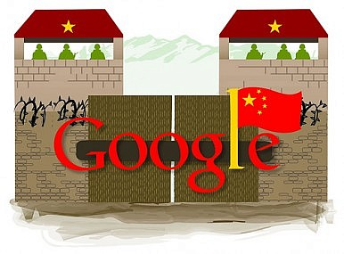 Google Changes China Tack