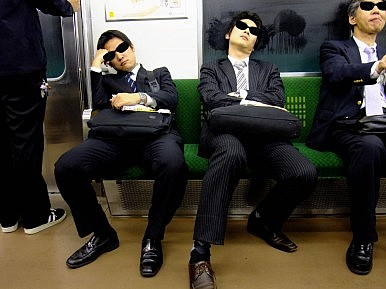 Japan's Real 'Salarymen'