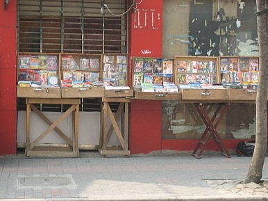 Dodgy DVD Sellers Get Wary