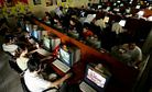 China Fights 'Harmful Internet Activities'