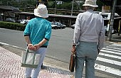 Respect for Aged in Japan?