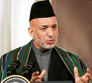 Karzai Will Leave Office on September 2