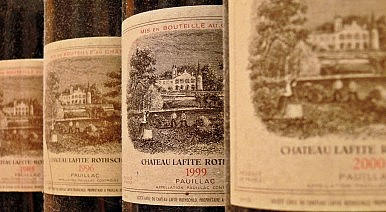 Laughing With Lafite