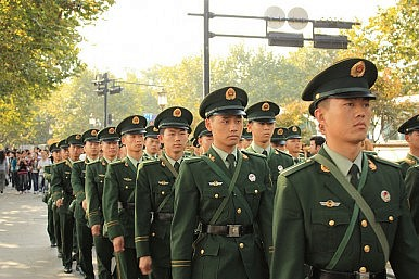 China's Enigmatic Military