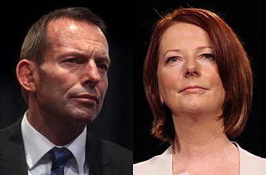 Australia Leadership Battle On