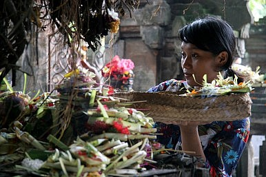 Energy and Emotion in Bali