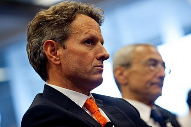 Geithner Heads to China