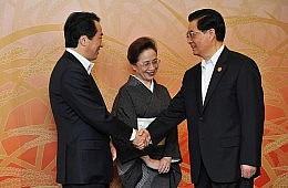 China-Japan Ties Back on Track?