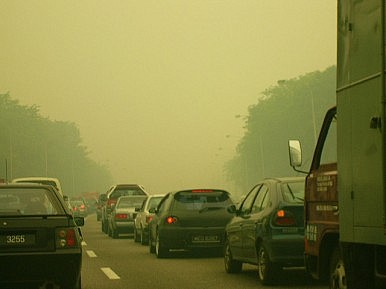 Haze Chokes on Foreign Policy