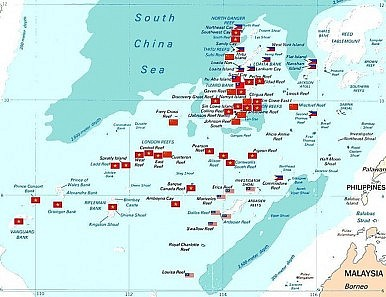 Who Is the Biggest Aggressor in the South China Sea?