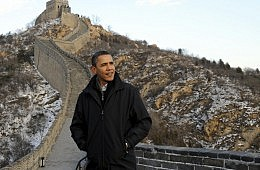 India Eyed for US Great Wall Plan?