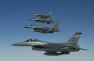 Time to Sell Latest F-16 to Taiwan