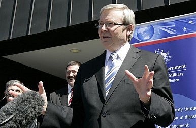 WikiLeaks: Rudd in Muddle