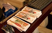 Laos, Philippines Talk Cash
