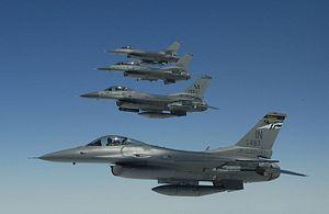 Pakistan Purchases F-16s From Jordan