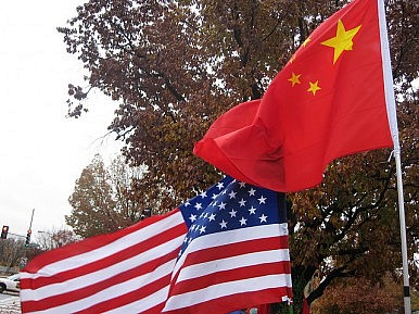 China Seen as US Threat, Kind of