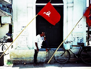 India's Communists Facing Oblivion?