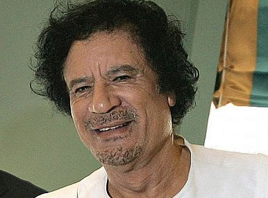 Gaddafi's Unwanted China Praise