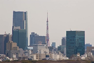 No Nuclear Panic in Tokyo