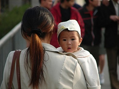 Chinese vs. American Mothers