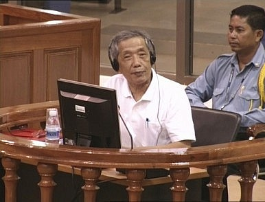 Judging the Khmer Rouge