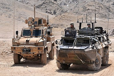 ISAF Rethinks Afghan Districts