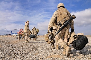 Beginning of the End in Afghanistan