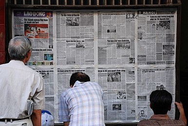 Vietnam's Murky Media Picture