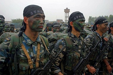 China's Military Self-Assurance