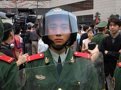 Why China's Crackdown is Selective