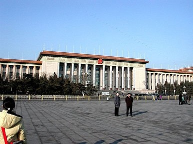 China's Local Poll Breakthrough